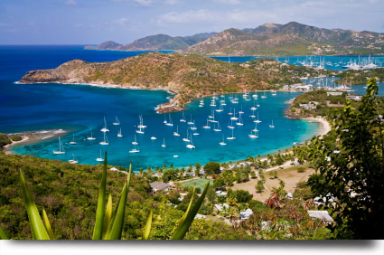 Antigua Travel Guide: Check Out the Stunning English Harbor in Antigua