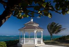 Caribbean Weddings are Often by the Water