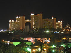 Atlantis Resort Bahamas: Night Time