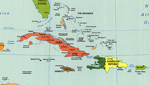 Which Western Caribbean Island Will You Visit Next