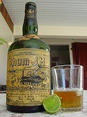 Activities in Martinique: JM Distillery